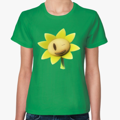 Женская футболка Undertale