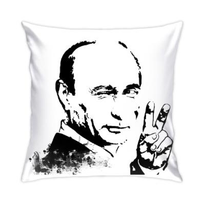 Подушка Путин