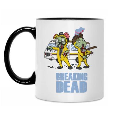 Кружка Breaking Dead