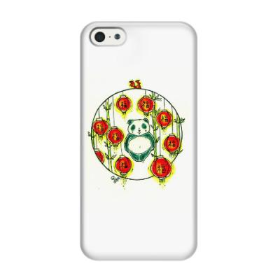 Чехол для iPhone 5/5s Пожелание Счастья