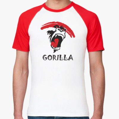 Футболка реглан Gorilla