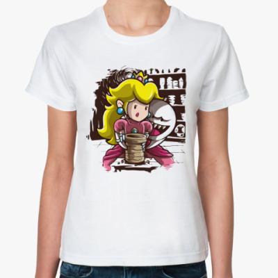 Классическая футболка Принцесса Пич