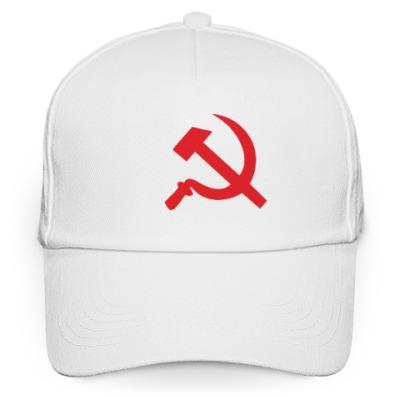Кепка бейсболка Серп и молот - СССР