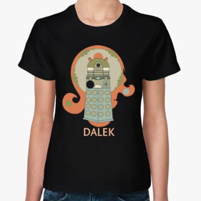 Женская футболка Далек (Доктор Кто)