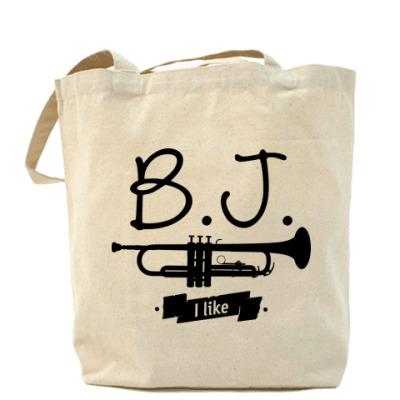 """Сумка """"B.J. I like"""""""