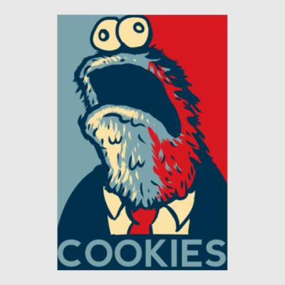 Постер COOKIES - Печеньки