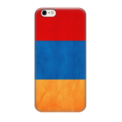 Чехол для iPhone 6/6s Армянский флаг