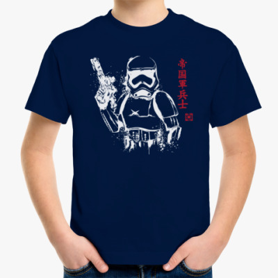 Детская футболка Trooper