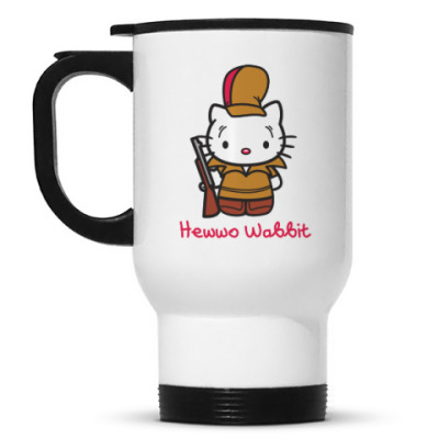 Кружка-термос Hawwo Wabbit