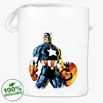 Сумка  Капитан Америка