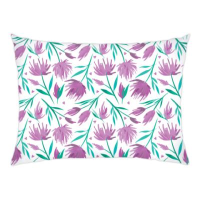 Подушка Цветочный принт