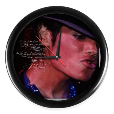 Настенные часы Billie Jean