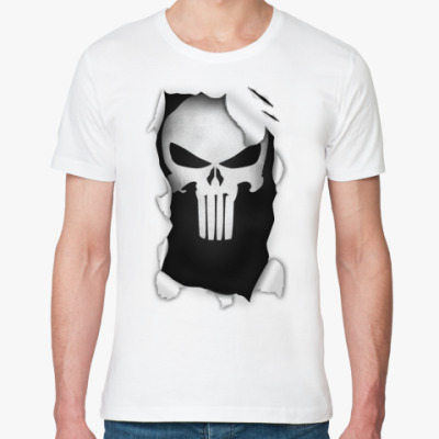 Футболка из органик-хлопка  'The Punisher'