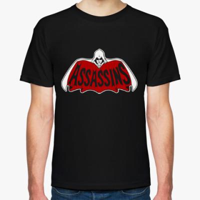 Футболка Assassins x Batman