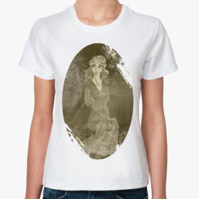 Классическая футболка Криста Виолы