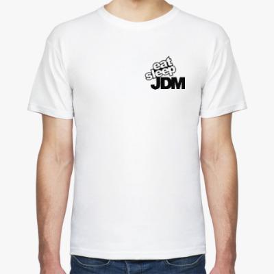 Футболка JDM Domo kun
