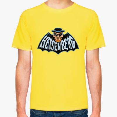 Футболка Heisenberg Batman