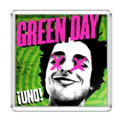 Магнит Green Day