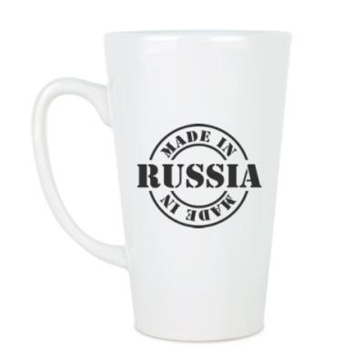 Чашка Латте Made in Russia