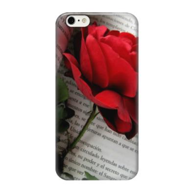 Чехол для iPhone 6/6s Роза