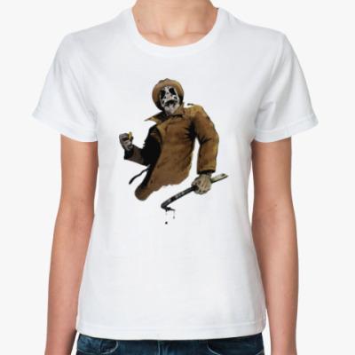 Классическая футболка Rorchach (Роршах)