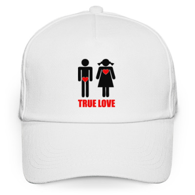 Кепка бейсболка True Love