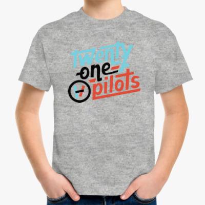 Детская футболка Twenty One Pilots