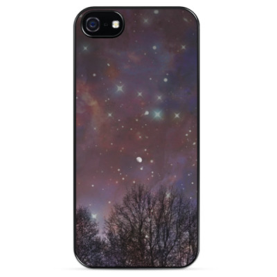 Чехол для iPhone Ночное небо