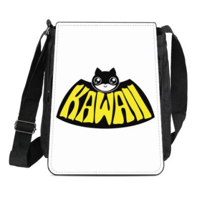 Сумка-планшет Kawaii Batman