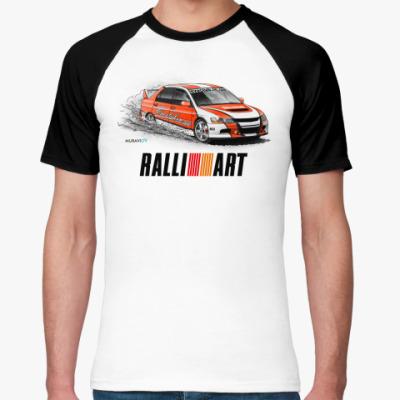 Футболка реглан Ralli Art