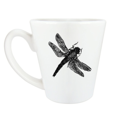 Чашка Латте Dragonfly