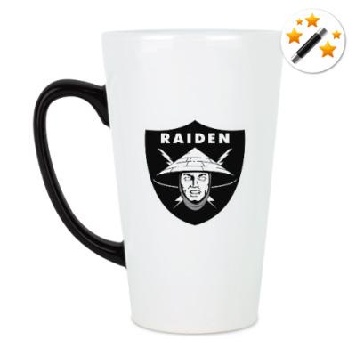 Кружка-хамелеон Raiden Raiders