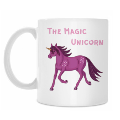 Кружка The Magic Unicorn