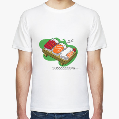 Футболка  Sushi