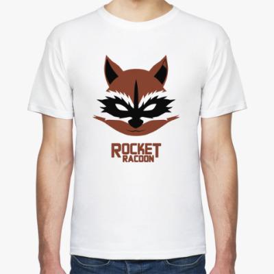 Футболка Ракета (Стражи Галактики)