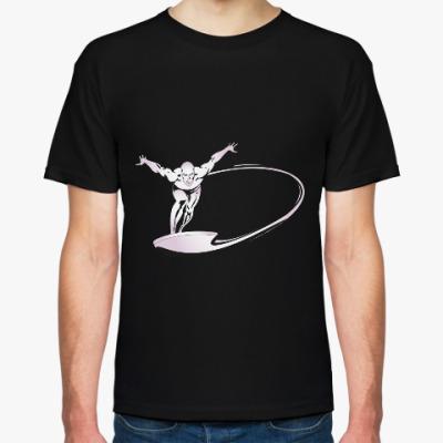 Футболка Серебряный Серфер / Silver Surfer