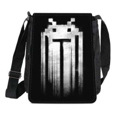 Сумка-планшет Space Invaders Punisher