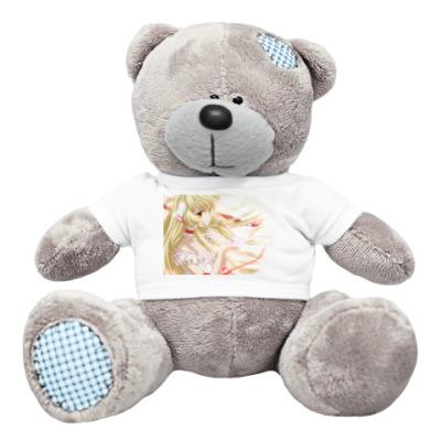 Плюшевый мишка Тедди Чобиты