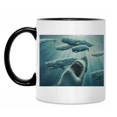 Кружка Sharks
