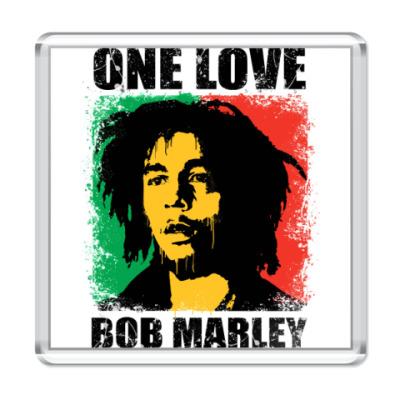 Магнит  'Bob Marley'
