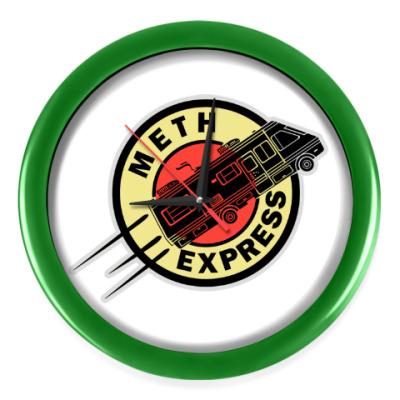 Настенные часы Meth Express