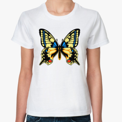 Классическая футболка Бабочка МАХАОН