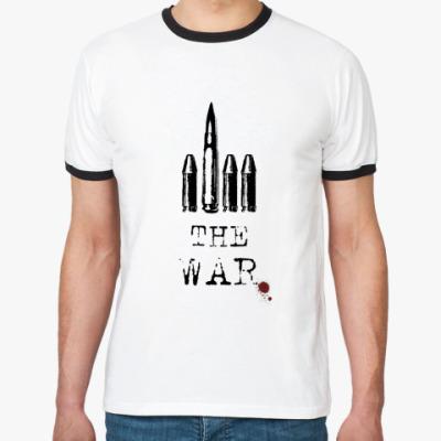 Футболка Ringer-T F*ck the war
