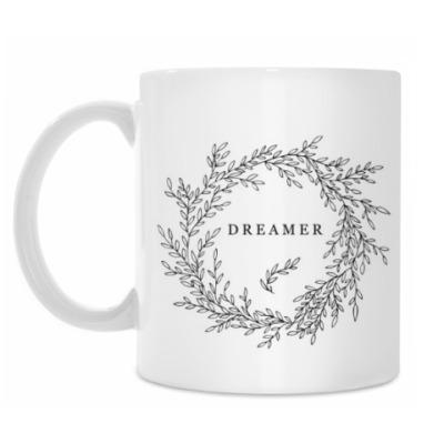 Кружка Мечтатель/Dreamer