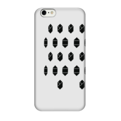 Чехол для iPhone 6/6s Чехол Дом Мельникова для iPhone 6/6s (3D)