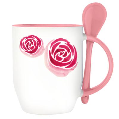 Розы...