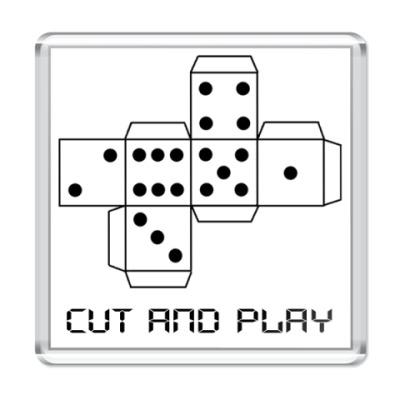 Магнит 'Сut & Play'