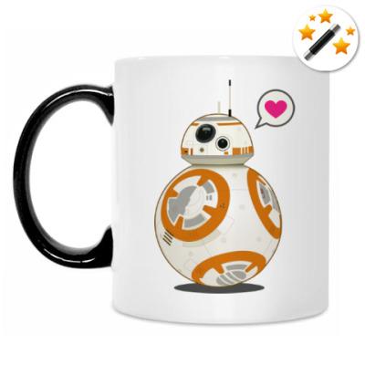 Кружка-хамелеон Sphero's Star Wars BB-8 Droid