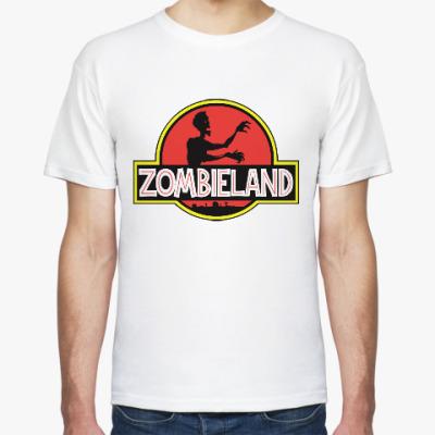 Футболка Зомби