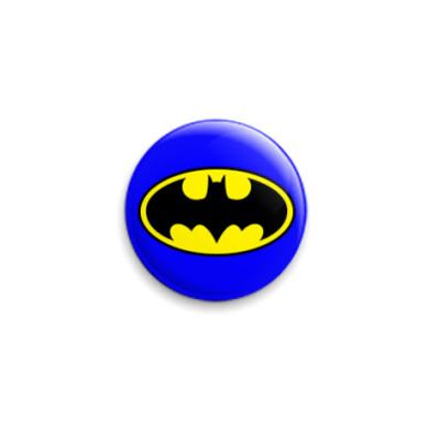 Значок 25мм Batman